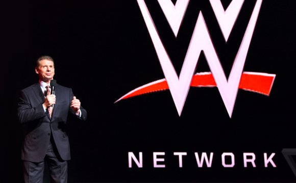 1) WWE announced during CES