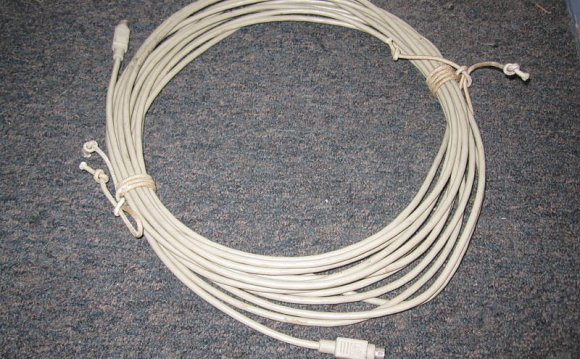 25 Appletalk Network Cable |