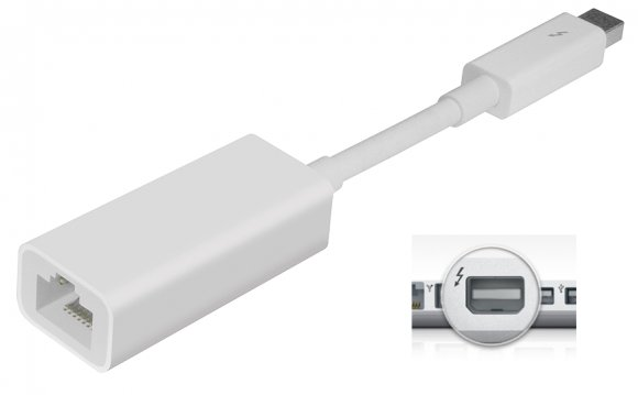 Apple Thunderbolt to Gigabit