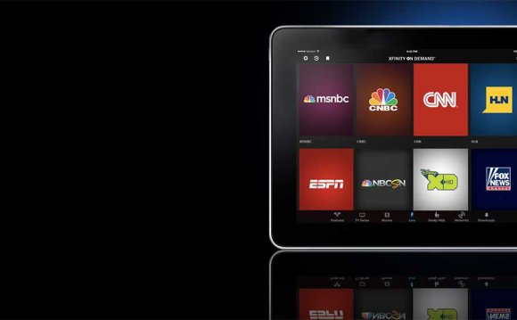 "Comcast s new ""Stream TV"" app"