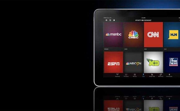 """Comcast s new """"Stream TV"""" app"""