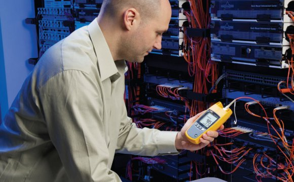 Fiber-optic-testing