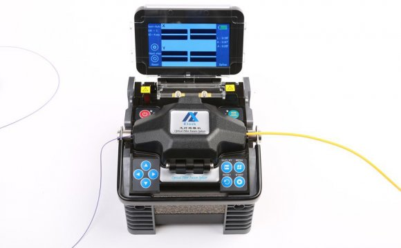 New Fiber Optic Fusion Splicer