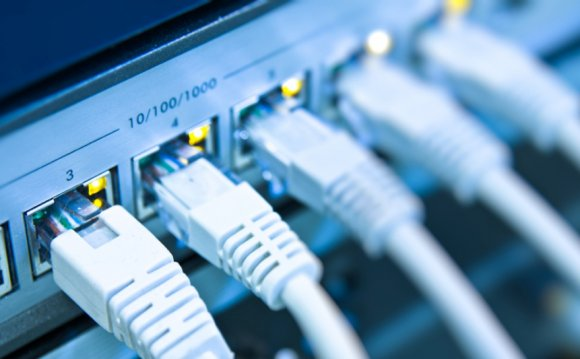 Ultrafast internet service