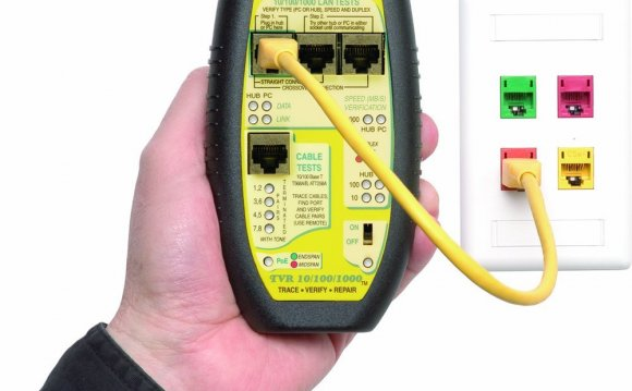 Network cable Speed Tester