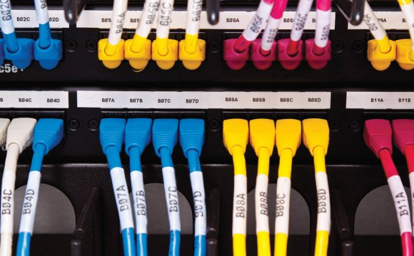 Ethernet cable color standards