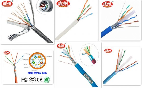 Network Cabling types