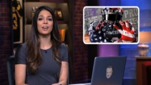 Katie Nolan on Fox Sports 1's 'Crowd Goes Wild'