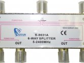 Dish Network cable Splitter