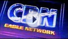 1987 - Promo - CBN Cable Network - The best in family