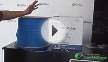 Difference between Category 6A and Cat6 Ethernet 10G Cable