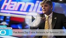 Fox News And CNN Win Cable Network Ratings Wars In Third