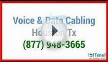 Houston Network Wiring - 877-948-3665 - Data Cabling Houston