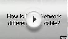 How is DISH Network Different From Cable TV?