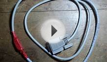 How to Make a 9-Pin Serial to Ethernet Cable