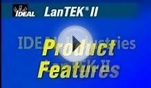 Ideal 33-993 33 993 LanTEK II-1 Cable Certifier