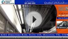 Network Cabling Services Houston, Texas (TX