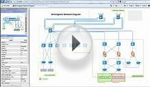 Visio Network Diagram Automation With AssetGen