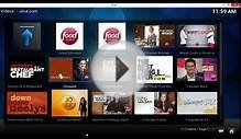 Watch HGTV, Food Network, and Travel Channel on XBMC Kodi