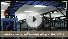 West Palm Beach Computer Network Cabling Company