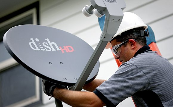 Dish Network cable TV